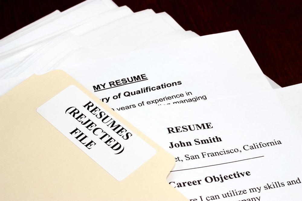 top five resume mistakes to avoid
